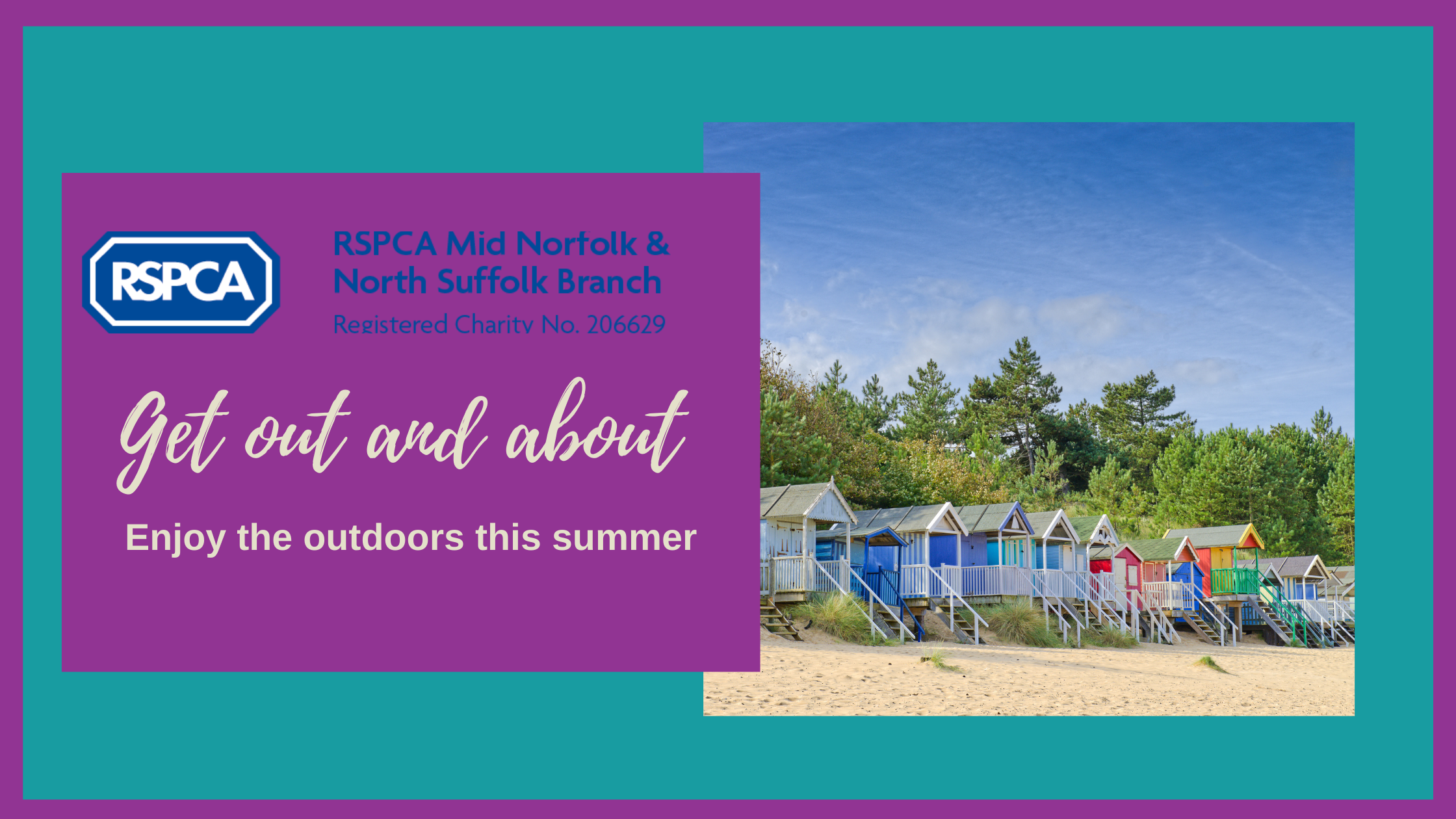 Get out and about this summer